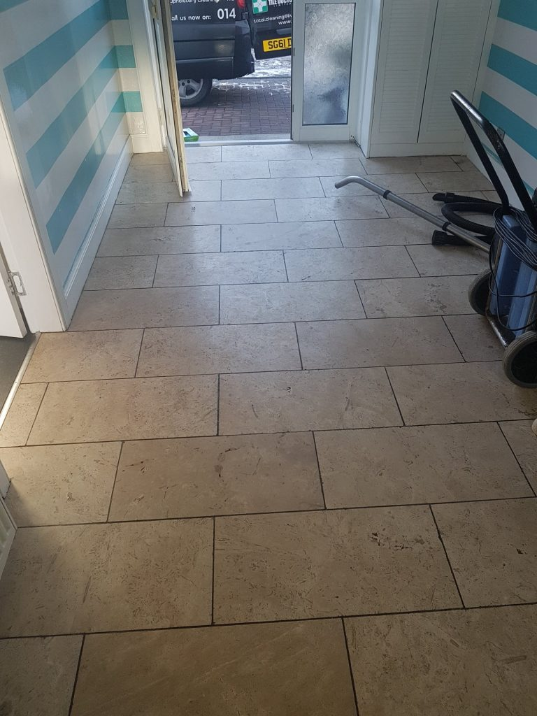 Specialist Stone Polishing Total Cleaning Scotland